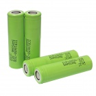 Samsung Rechargeable 3.7V 2950mAh 18650 Battery - Green (4 PCS)