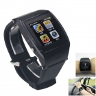 "Hi Watch GSM Watch Phone w/ 1.55"" Screen, Bluetooth V3.0 and Radio - Black"