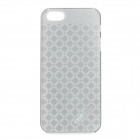 HELLO DEERE Protective Plastic Back Case for IPHONE 5S / 5 - Silver