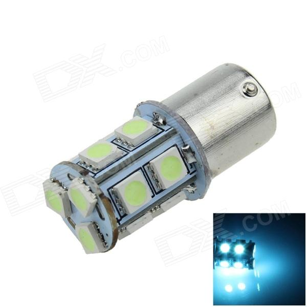 1156 / BA15S / P21W 3W 200lm 13 x SMD 5050 LED Ice Blue Car Signal Light / Steering Lamp (12V)