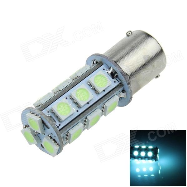 1141 / BA15S / 1156 4W 200lm 18 x SMD 5050 LED Ice Blue Car Signal Light / Steering Lamp (12V)