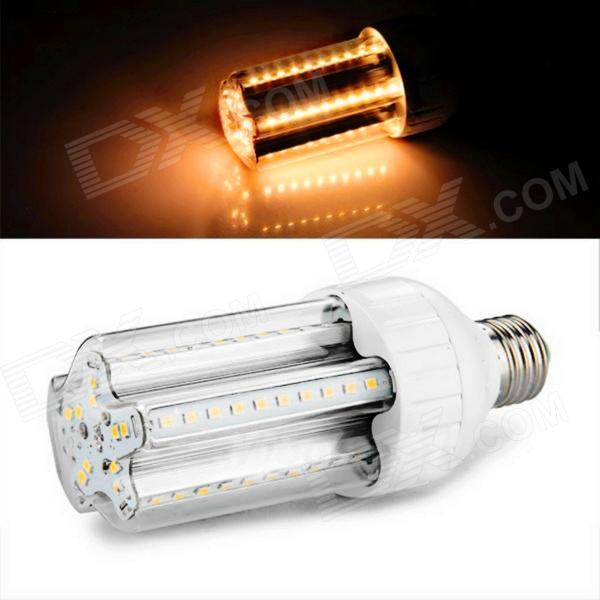 E27 12W 950lm 3200K 60 x SMD 2835 LED Warm White Light Lamp Corn Bulb - (AC 85~265V) фонарь led lenser f1 цвет черный