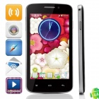 "Mixc G7108 MTK6572 Dual-core Android 4.4 WCDMA Bar Phone w/ 4.3"" IPS, Wi-Fi and GPS - Black"
