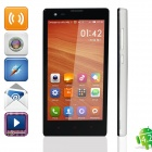 "MTK 6589 Quad-Core Android 4.2.2 WCDMA Bar Phone w/ 4.7"" Screen, Wi-Fi, RAM 2GB and ROM 4GB - White"