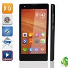 "MTK 6589 Quad-Core Android 4.2.2 WCDMA Bar Phone w/ 4.7"" Screen, Wi-Fi, RAM 2GB and ROM 4GB - Black"