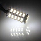 G4 3W 300lm 68-SMD 1210 LED Cool White Light Car Lamp (DC 12V)