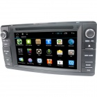 "LsqSTAR ST-8323C 7"" Android 4.1 Capacitive Car DVD Player w/ GPS for Mitsubishi Outlander - Black"
