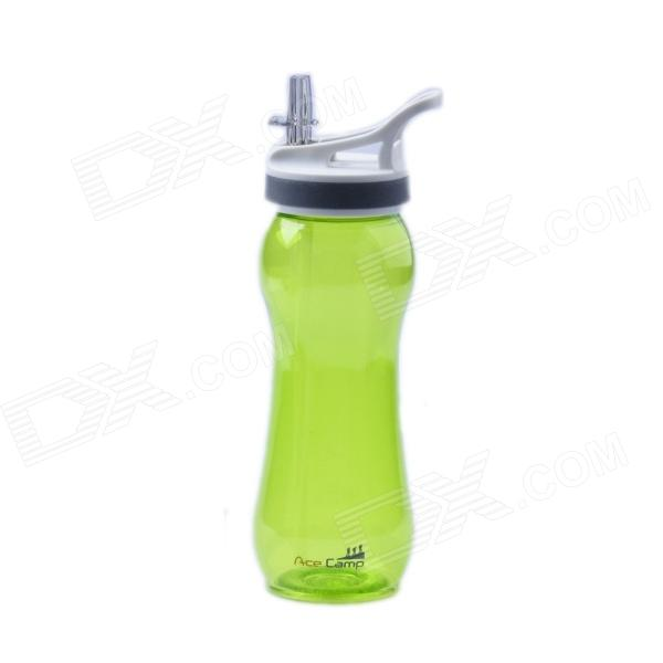 AceCamp 1553 Travel Outdoor Sports Camping Water Bottle Cup - Translucent Green (600mL)