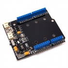 Seeedstudio SLD80227P Solar Charger Shield V2 Expansion Board Module for Arduino - Black + Blue