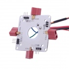 Consiglio T-plug APM PX4 Power Distribution / ESC collegamento Board for Quadcopter