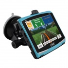 "HD 5"" Screen Windows CE 6.0 GPS Navigator w/ Europe / Brazil / Argentina IGO Free Map"