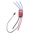 20A 500Hz Firmware ESC w / 5V 2A BEC RC Multicopter / Helikopteri - Red (4 PCS)
