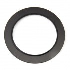 77mm Aluminum Alloy Adapter Ring for Cokin Z / Hitech Singh-Ray - Black
