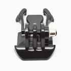 BZ J-Shape Fast Assembling Mount Buckle for GoPro Hero 2 / 3 / 3+ / SJ4000 - Black