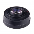 M42-M4/3 M42 Lens to Micro 4/3 Adapter Ring - Black