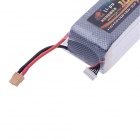 Fire Bull 22.2V 10000mAh 25C High Rate Rechargeable Li-poly Battery - Black (6 Cells)