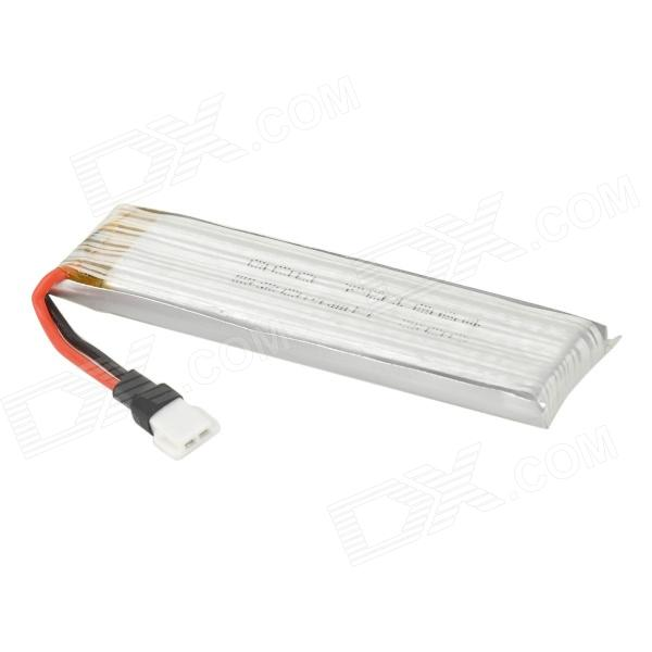 WLtoys V977 V930 3.7V 520mAh 30C Li-polymer Battery for 6-channel Remote Control Aircraft Toys