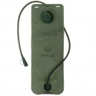 HARLEM HL1086 Outdoor Sports TPU Water Bag - Army Green (3L)
