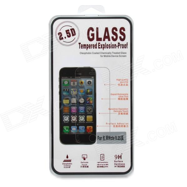 цена на Protective 0.25mm Tempered Glass Screen Guard Protector for Xiaomi Redmi Note - Glossy
