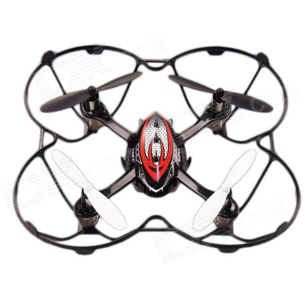 2.4GHz 4-CH Remote Control R/C Quad-copter - Red (6 x AA)(SKU 322260)