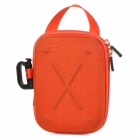 TMC HR123-O Protective EVA Camera Storage Bag Pouch for GoPro Hero 3+ - Orange