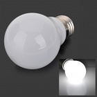 E27 3W 350LM 6500K 20-2835 LED White Light All-Glas Gehäuse Bulb (AC 85 ~ 265V)