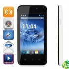 "THL A3 Android 4.2.2 Dual-core WCDMA Bar Phone w/ 3.5"" Screen, Wi-Fi and Bluetooth - White"