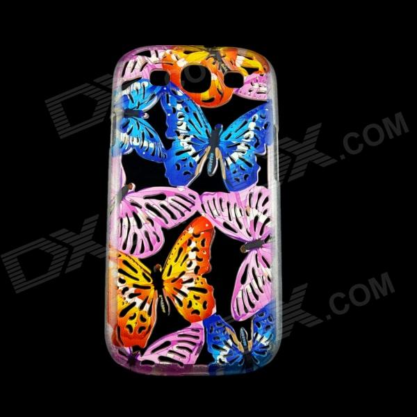 New Sequin Hard Back Case Cover Protector for Samsung Galaxy S3 i9300