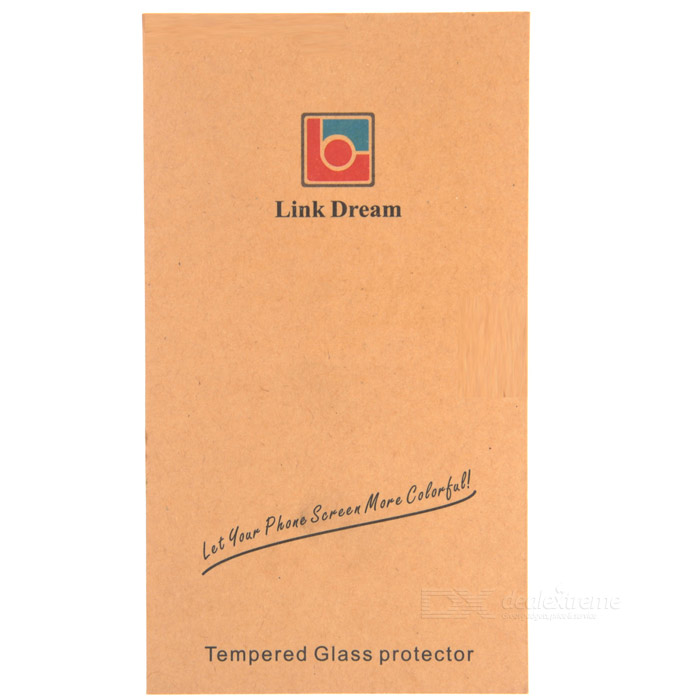 LINK DREAM 0.33mm 2.5D Explosion-proof Tempered Glass Screen Protector Guard for LG G2 - Transparent