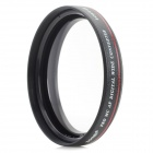 Universal 72mm 0.45X Wide Angle Lens for Camera / DV - Black
