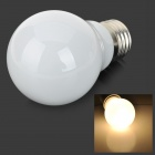 E27 3W 350LM 3500K 20-2835 LED Warm White All-glass Housing Light Bulb (AC 85~265V)