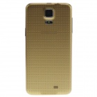 "Mini S5 MTK6589 firekjerners Android 4.2.2 Bar telefon med 4,5"" QHD, Wi-Fi, OTG - Golden"