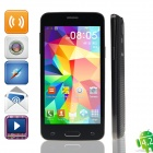 "Mini S5 MTK6589 Quad-Core Android 4.2.2 Bar Phone w/ 4.5"" QHD, Wi-Fi, OTG - Black"