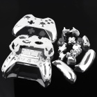 008 DDK Wearable Electroplated Case for XBOX ONE - Silver