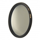 Nisi 62mm pro mc cpl multi-coated circular polarizer lens filter - blackish golden