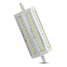 R7S 12W 36-SMD 5630 LED 1200lm 6500K White Light LED Corn Bulb (85~265V)