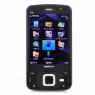 "Nokia N96 Slide Symbian GSM Music Phone w/ 2.8"", 16GB ROM - Black"