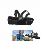BZ Mini Kid Adjustable Chest Mount Harness Camcorder Shoulder Strap for Gopro Hero 4/ 3+/3/2/SJ4000