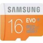 Genuine Samsung 16GB MicroSDHC Evo Class 10 UHS-I Memory Card MB-MP16D