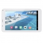 "Cube U51GTC4 7"" HD IPS Quad Core Android 4.2.2 Dual Standby Smart Tablet w/ 1GB RAM, 8GB ROM - White"