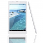 "Cube U51GTC4 7"" HD IPS Quad Core Android 4.2 Dual Standby Smart Tablet w/ 512MB RAM, 8GB ROM - White"