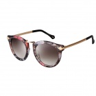 Reedoon K129 Retro Trendsetter Star Ladies' Sunglasses - Multi Color