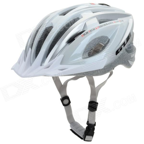 GUB X3 16-Hole Outdoor Mountain Bike Cycling Helmet - Silver