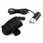 TrustFire Misiles-H1 del Cree XM-L2 T6 3-Mode 500LM Luz Cool Bike Light White (3.6 ~ 4.2V)
