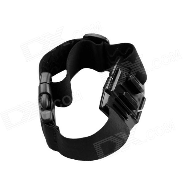 Leg Bind Pedestal Base Holder Buckle for GoPro Hero - Black