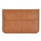 Protective PU Leather Full Body Case for Amazon Kindle 3 / 4 - Coffee + Black