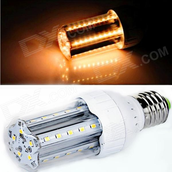 E27 5W 30-SMD 2835 LED 475lm, 3000K, Warm White Light Mais-Birne (85 ~ 265V)