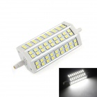 R7S 12W 54-SMD 5050 LED 900lm 6500K White Light LED Corn Bulb (85~265V)