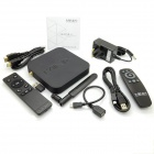 MINIX NEO X8-H Quad-Core Android 4.4.2 Google TV Player w / 2 Go de RAM, 16 Go ROM + M1 Air Mouse - Noir