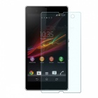 Mr.northjoe 0.3mm 2.5D 9H Tempered Glass Film Screen Protector for Sony Xperia Z L36h - Transparent
